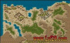 祖玛神途私服龙城安全区世界大地图