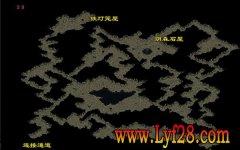 1.76祖玛神途私服地牢一层东地图